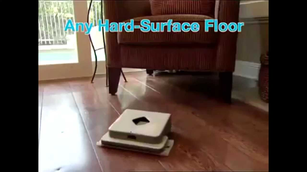 Delightful Review   Mint Automatic Hard Floor Cleaner 4200