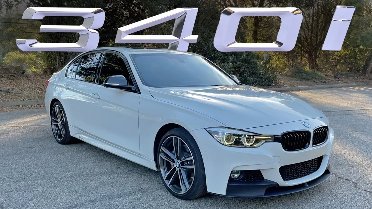 2018 Bmw 340i Zhp Review The Perfect Used Baby M3 Youtube
