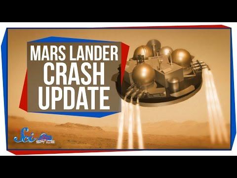 Mars Lander Crash Update: Mystery Solved!