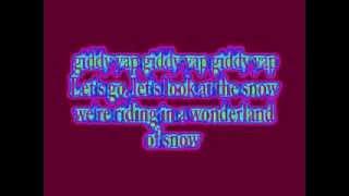 karmin sleigh ride lyrics