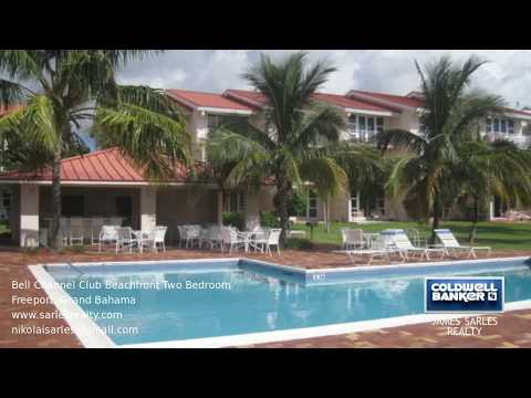 Bahamas Property - Bell Channel Club Beachfront Two Bedroom