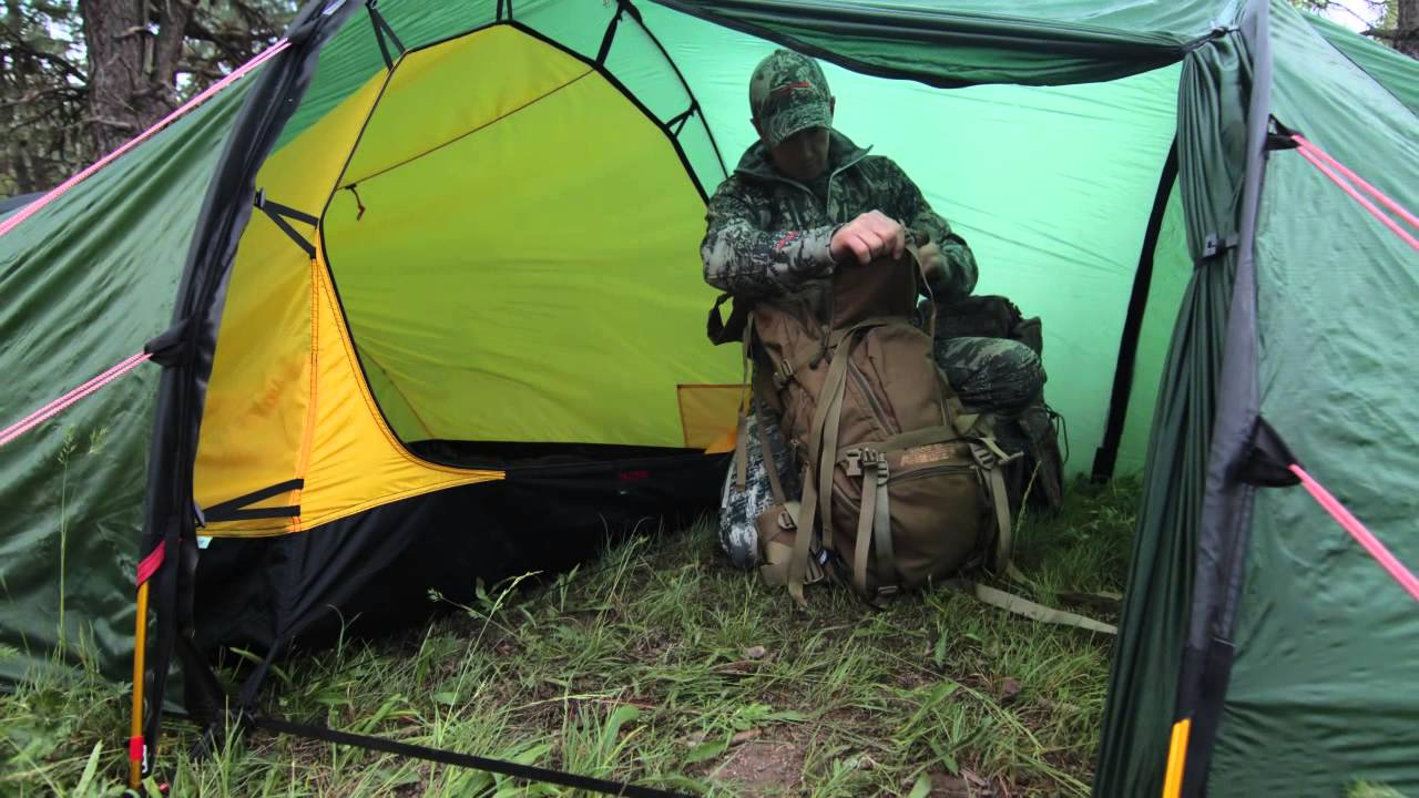 & Hilleberg Nallo 3GT Backcountry Hunting Review - YouTube