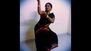 Odissi Abhinaya - Hari Riha Mugdha - Geeta Govinda 4th Ashtapadi