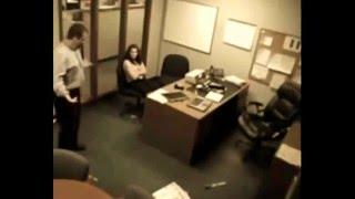 Так снимают стресс офисные работники!