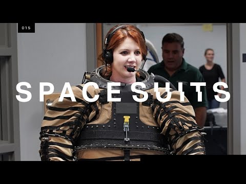 NASA astronauts try on SpaceX suits for 2020 mission ...