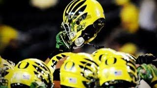 Oregon Ducks Football 2013 PUMP UP | HD