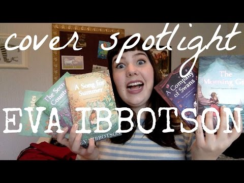 Cover Spotlight | Pan MacMillan's Eva Ibbotson series