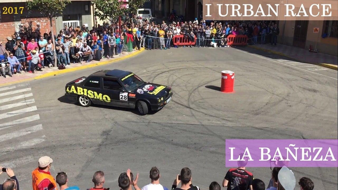Circuito Urbano La Bañeza : Fragmentos urban race la bañeza youtube
