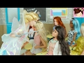 Frozen Teenagers  Have    Magic Class 101  – Doll Stories Princess Teen Daughters – Royal High EP2