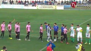 Resumen, Atlético Sanluqueño 1 - 0 San Fernando C.F. - 15/16