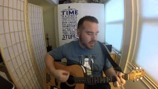 Guided By Voices - Echos Myron - Acoustic Cover