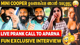 """താൻ എവിടത്തെ Prankster ആടോ ?"" -  Govind Padmasoorya Trolls RJ Shambu 