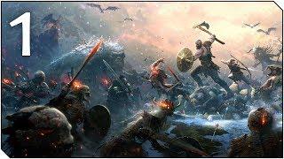 GOD OF WAR - MAXIMA DIFICULTAD | CAPITULO 1 | Lo más difícil que he traído al canal??