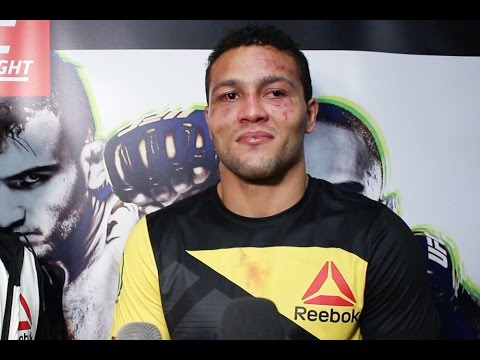 Luis Henrique da Silva will fight again next week if UFC comes calling