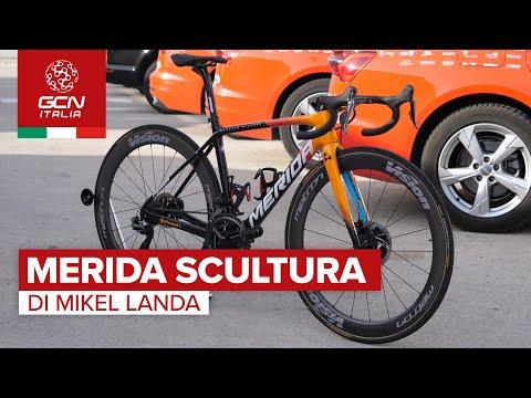 La Merida Scultura di Mikel Landa | Biciclette dei professionisti