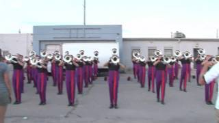 DCI In the Lot: Carolina Crown Hornline