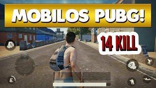 PUBG - Mobil ▶ BRUTÁLIS MECCS! [14 kill]