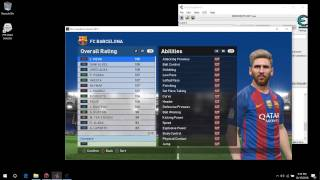 PES 2017 Cheat Player Stats Using Cheat Engine. WORK on ML & BAL