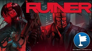 Extra Life - Ruiner pursuaa kyberpunk-estetiikkaa ja iskevää pelattavuutta (arvostelu)