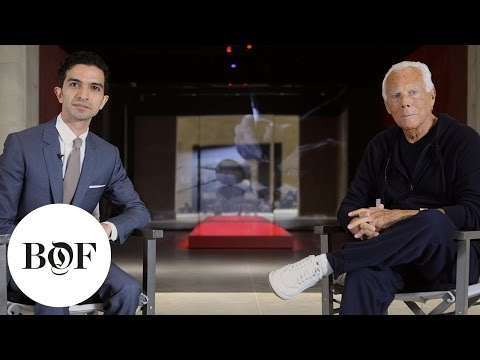 Inside Giorgio Armani's Fashion Legacy | The Business Of Fashion