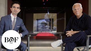 Inside Giorgio Armani's Fashion Legacy | The Business of Fashion