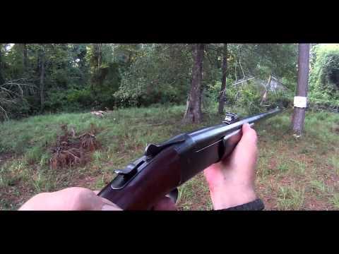 "Winchester Model 37 Turkey Shoot Conversion 32"" 12 Gauge"