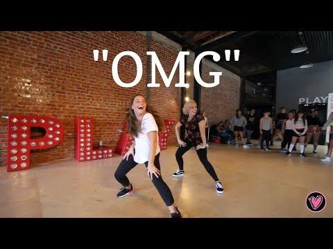 """""""OMG"""" Rumer Noel Choreo   @CamilaCabello @Quavo   @Rumernoel"""