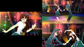 Persona 4: Dancing All Night - Shadow World (Video w/ All Partners)