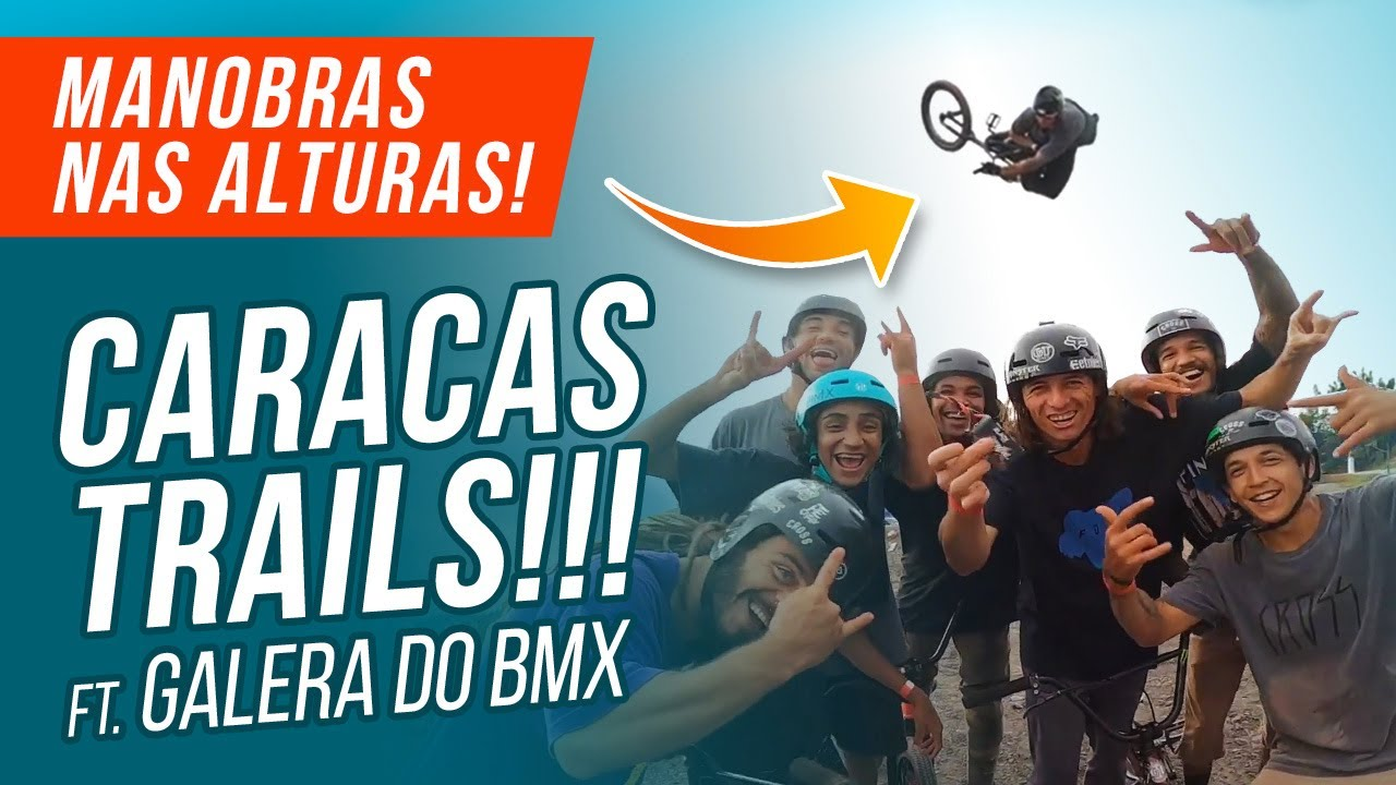 "CARACAS TRAILS NO "" FALA, BIKER! """