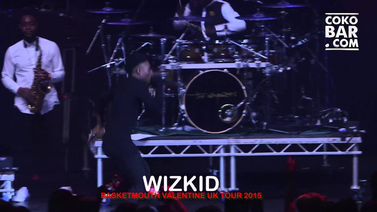 PART 3 - BASKETMOUTH LIVE AT THE APOLLO (FEAT WIZKID & OLAMIDE) - THE HIGHLIGHTS