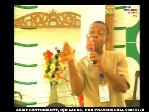 DELIVERANCE SERVICE EXPERIENCE WITH PASTOR CHRIS ORIGINAL 17TH NOVEMBER 2016