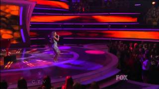Haley Reinhart American Idol 2011 - Top 11 Performance 2