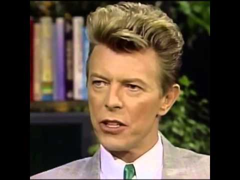 David Bowie on hip hop in 1993 TODAY interview