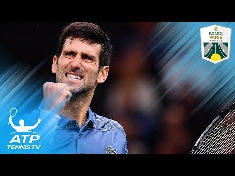 Djokovic Edges Federer in Epic; Khachanov Reaches Final | Paris 2018 Semi-Final Highlights