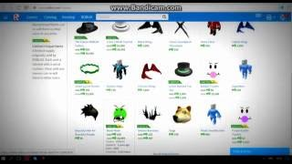 How to get free stuff on ROBLOX