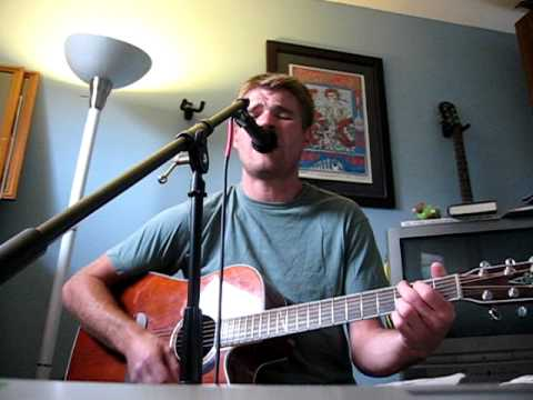 Brokedown Palace Acoustic Grateful Dead Cover - YouTube