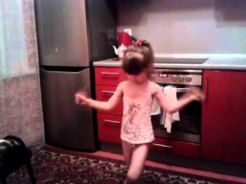Александра в танце Лесосибирск
