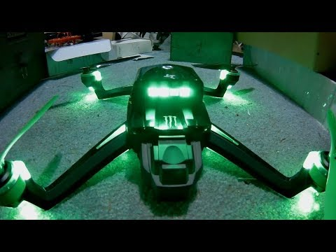 Traxxas Monster Energy Aton BATTERY MOD GPS Quadcopter limited edition