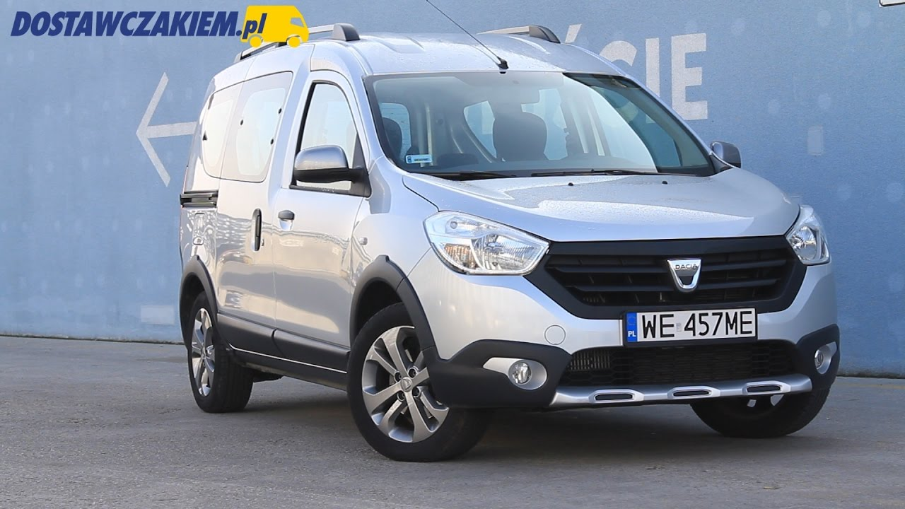 test dacia dokker stepway 1 2 tce 115 bud etowy. Black Bedroom Furniture Sets. Home Design Ideas