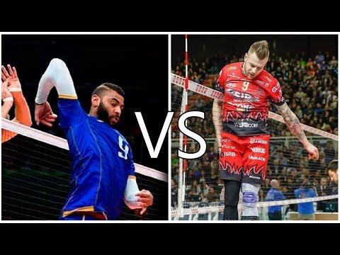 Ivan Zaytsev vs Earvin Ngapeth | Who Is Better ?
