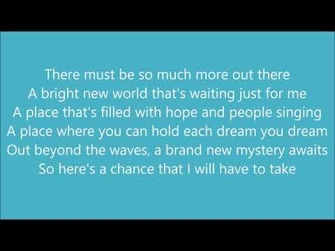 Sophia Pizzulo - This Heart of Mine (The Little Mermaid 2018) - Lyrics
