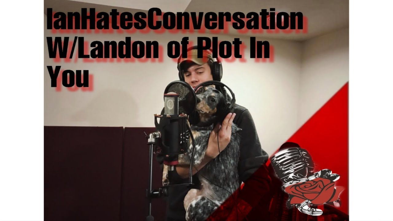 Landon Tewers Of The Plot In You 2019 Interview on Ian Hates Music Podcast (Dispose)(2019 Tour)