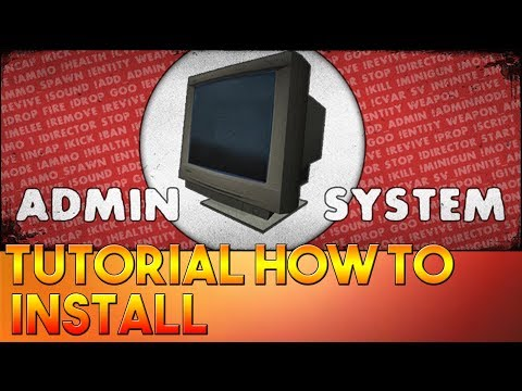 How To Install Admin System Mod For Left 4 Dead 2 - YouTube