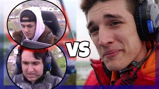 MUDJA & NUGATO vs MAGIC LEON : Igrali smo PUBG na 40 metara visine!!