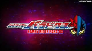 Kamen rider ex aid Huper DVD battle SUB INDO