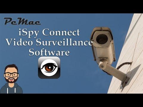 iSpy Connect Open Source Video Surveillance Software Windows PCs