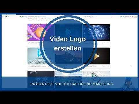 Video Logo erstellen ganz einfach. Erstelle Video Logos oder ein YouTube Intro in wenigen Minuten