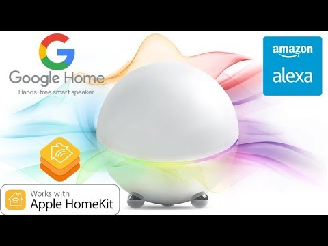 Apple HomeKit + Google Assistant + Amazon Alexa = Athom Homey Умный дом