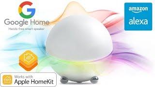 Apple HomeKit + Google Assistant + Amazon Alexa = Athom Homey Умный дом