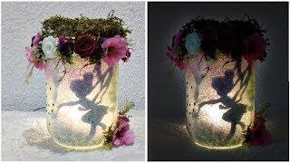 DIY Fairy Lantern / fairy glow jars
